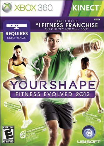 Image of Your Shape Fitness Evolved 2012
