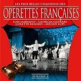 echange, troc  - Opérettes Françaises /Vol.2