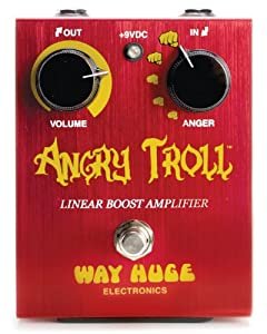 Nice Deal on the Way Huge Electronics Angry Troll Boost