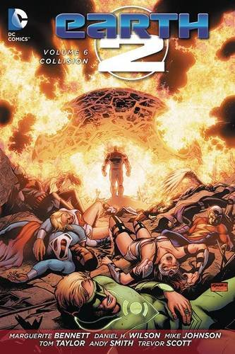 Earth 2 HC Vol 6 (Worlds End)