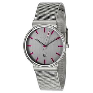 Skagen Mesh Men's Quartz Watch 351LSSMP