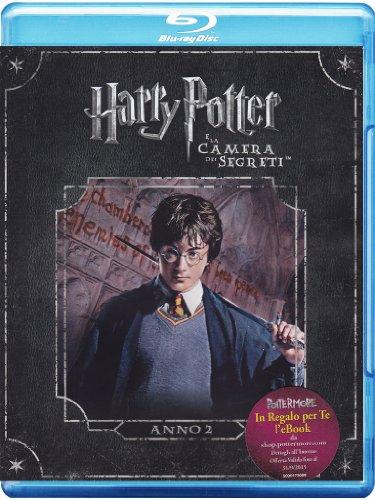 Harry Potter e la camera dei segreti(+Ebook) [Blu-ray] [IT Import]