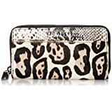 Ted Baker Large Zip Exotic Purse