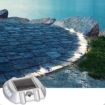 Solar Powered LED Marker Lights