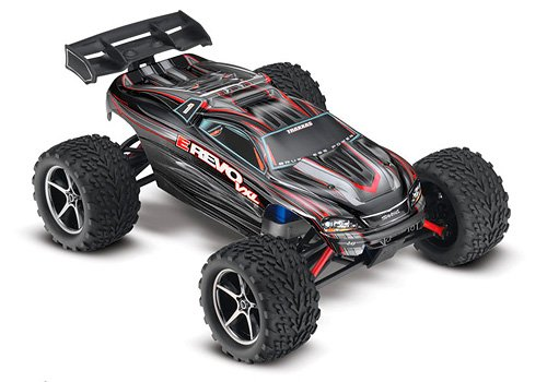 Traxxas RTR 1/16 E-Revo VXL 4WD 2.4GHz with Battery and Charger