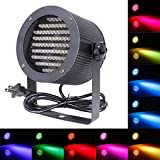 HITSAN 86 RGB LED Stage Light PAR Disco Light Laser Projector Party Show One Piece