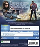 Image de Captain America - The winter soldier [Blu-ray] [Import italien]