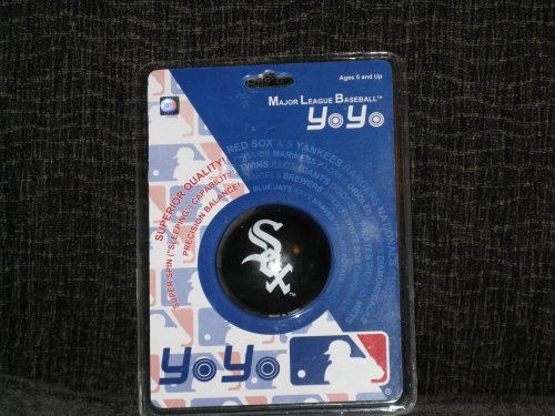 Chicago White Sox Yo Yo - Buy Chicago White Sox Yo Yo - Purchase Chicago White Sox Yo Yo (Sababa Toys, Toys & Games,Categories,Activities & Amusements,Yo-yos)