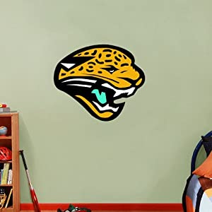 Amazon.com - Jacksonville Jaguars NFL Football Wall Decor Sticker