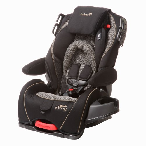 Alpha Omega Elite Car Seat Installation