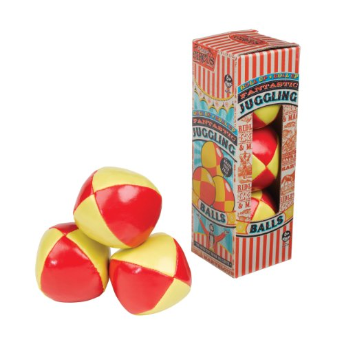 Ridley's Circus Juggling Balls Set of 3