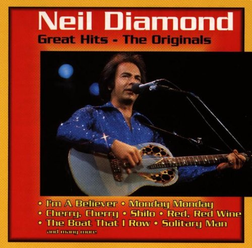 Neil Diamond - Great Hits  The Originals - Zortam Music