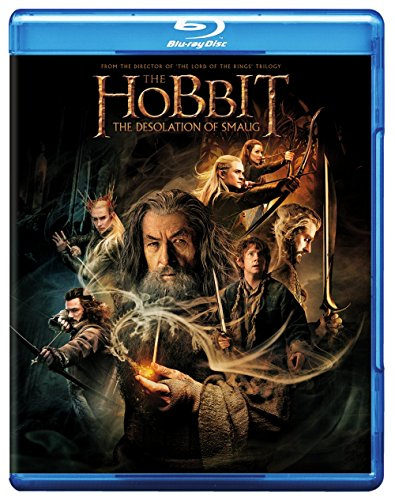 The Hobbit: The Desolation of Smaug (Blu-ray + DVD + Digital HD UltraViolet Combo Pack) (2014)