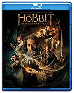 The Hobbit: The Desolation of Smaug (Blu-ray + DVD + Digital HD UltraViolet Combo Pack)