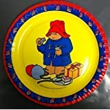 8 x 23cm Paddington Bear Paper Plates for Parties