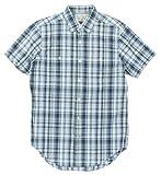 Nautica Men's Casual Medium Plaid Button Down Shirt