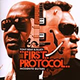 echange, troc Incognito Guitars - First Protocol By Tony Remy & Bluey