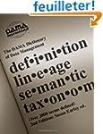 The DAMA Dictionary of Data Managemen...