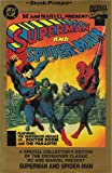 img - for DC And Marvel Present: Superman And Spider-Man - A Special Collector's Edition of the Crossover Classic book / textbook / text book