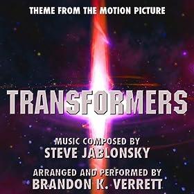 Transformers (2007) Main Title Theme