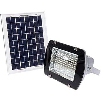 108 LED Solar Power Wall Mount Flood Light - - Amazon.com