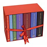 Harry Potter Hardcover Box Set (Books 1-7) (Deluxe Edition)