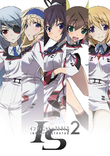 IS<����ե��˥åȡ����ȥ�ȥ�>2 Vol.4 [Blu-ray]