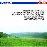 シューマン:交響曲第2番/第4番