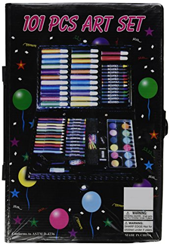Rhode Island Novelty Art Set, 101-Piece - 1