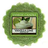 Yankee Candle Wax Melts, Vanilla Lime