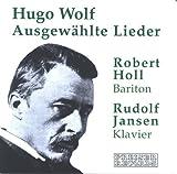 echange, troc Wolf, Holl, Jansen - Ausgewahlte Lieder