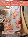 img - for One Wonderful Curve 12 Contemporary Quilts book / textbook / text book