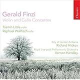 Finzi: Concerto pour violoncelle Op.40 - Concerto pour violon
