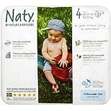 Naty by Nature Babypflege Windeln: Größe 4 (7-18 kg)