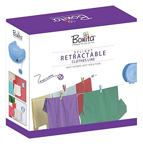 bonita-cl01-50bl-delight-retractable-clothes-line-plastik-blau-1701-x-599-x-16-cm