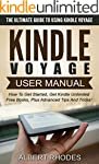 Kindle Voyage User Manual: The Ultima...