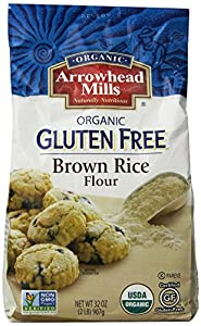Amazon.com : Arrowhead Mills Brown Rice Flour, 2-Pound