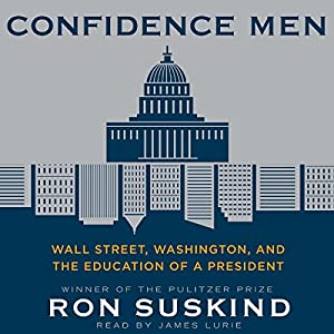 Confidence Men Audiobook