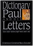 img - for Dictionary of Paul and his letters (Compendium of Contemporary Biblical Scholarship) by Gerald F. Hawthorne, Ralph P. Martin, Daniel G. Reid (editor (1994) Hardcover book / textbook / text book