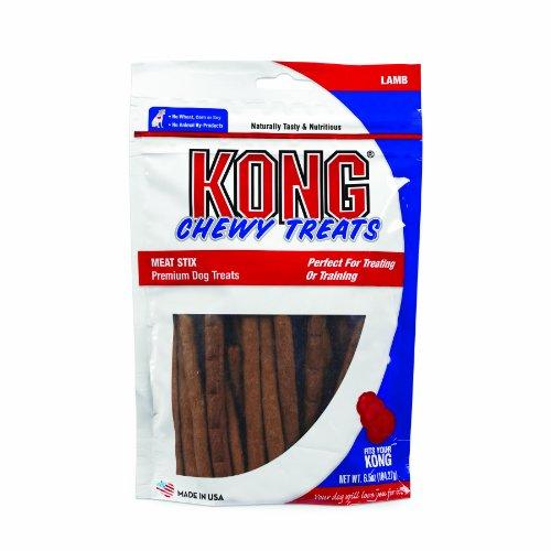See KONG Premium Treats Meat Stix, Lamb