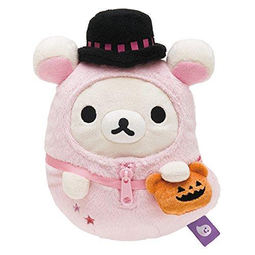 [San-X Rilakkuma Halloween stuffed 2016 Korilakkuma From Japan New] (Famous People Costumes For Halloween)