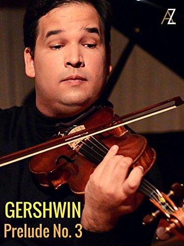 Gershwin: Prelude No.3