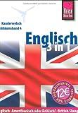Reise Know-How Kauderwelsch Englisch 3 in 1: Kauderwelsch-Jubiläumsband 4