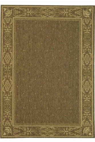Gascony Outdoor Area Outdoor Area Rug, 2'7