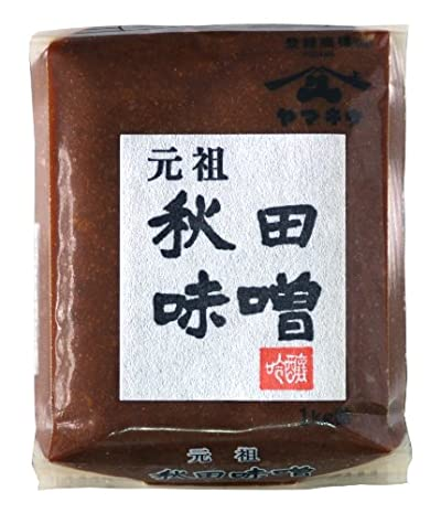 小玉醸造 ヤマキウ 元祖秋田味噌 1kg