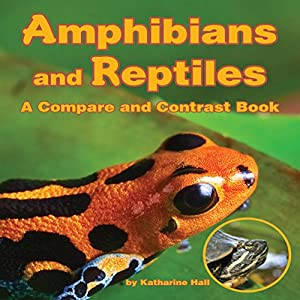 Amphibians and Reptiles Audiobook