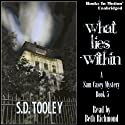 What Lies Within: Sam Casey Series, Book 5 Audiobook by S. D. Tooley Narrated by Beth Richmond