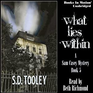 What Lies Within: Sam Casey Series, Book 5 | [S. D. Tooley]