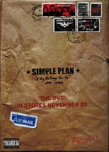 Simple Plan - A Big Package For You