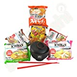 Japanese Instant Noodle Kit